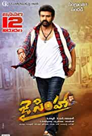 Jay Simha (2019) Hindi Dubbed Movie in 480p & 720p HDRip