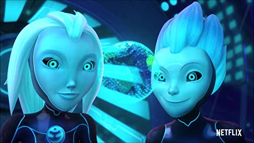 From director Guillermo del Toro and the team behind DreamWorks Trollhunters comes a tale of alien royalty who must escape intergalactic bounty hunters by blending in on a primitive junk heap known as Earth.