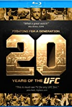 Primary image for Fighting for a Generation: 20 Years of the UFC