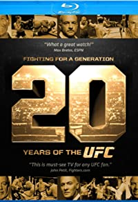 Primary photo for Fighting for a Generation: 20 Years of the UFC