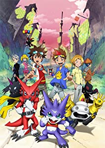 The Digimon Xros Wars: The Young Hunters Who Leapt Through Time