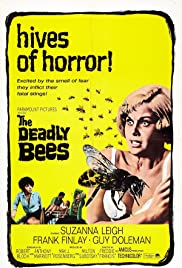 The Deadly Bees Poster