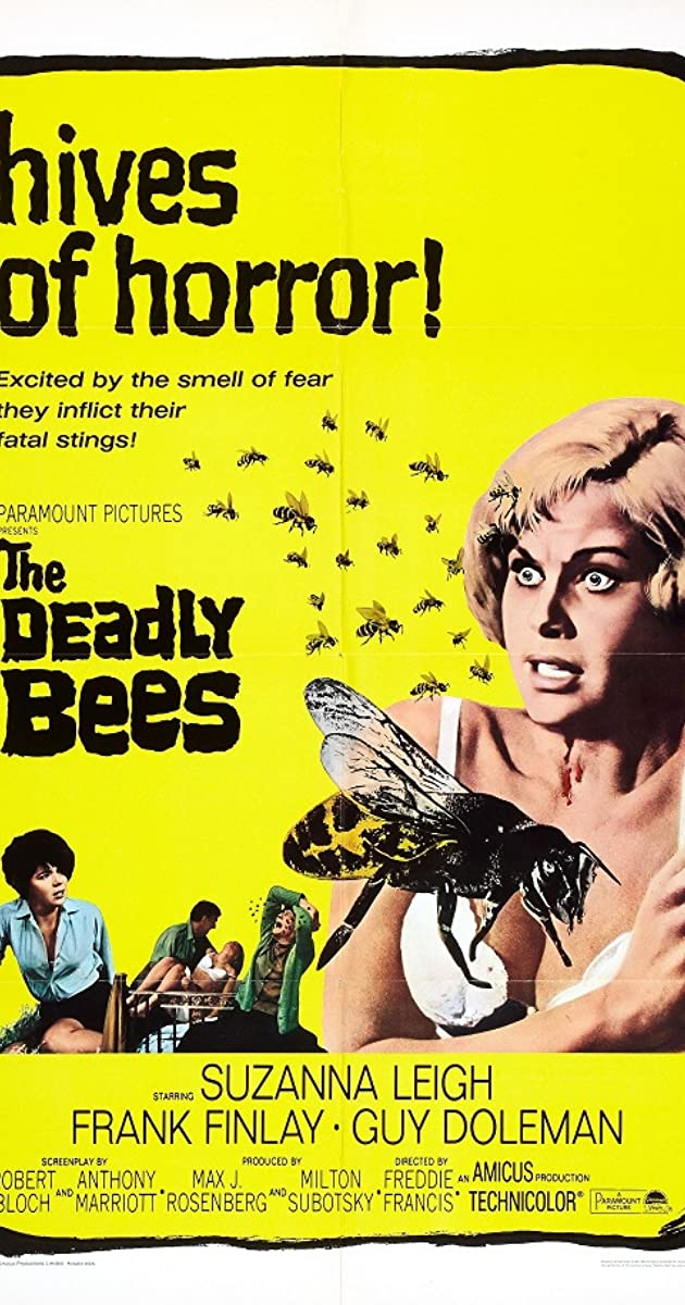 Subtitle of The Deadly Bees