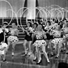 Constance Cummings and Eddie Foy Jr. in Broadway Thru a Keyhole (1933)