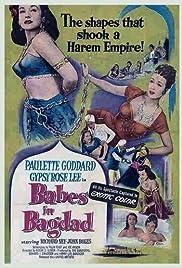 Babes in Bagdad Poster