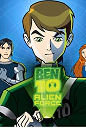 Ben 10: Alien Force (2008) Poster