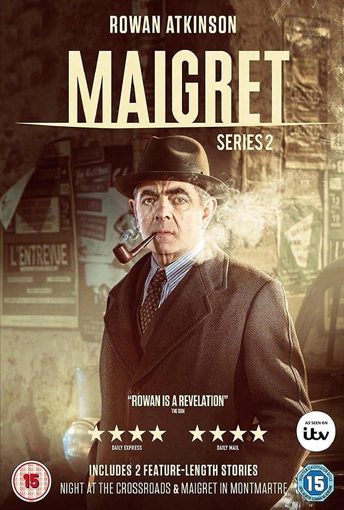 Megrė Monmarte / Maigret in Montmartre (2017)