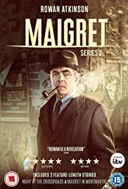 Maigret in Montmartre Poster