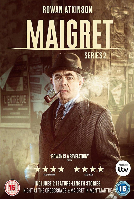 Maigret in Montmartre (2017) HDTV 480p & 1080p