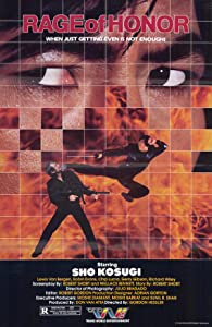 Smart movie downloads Rage of Honor by Gordon Hessler [4k]