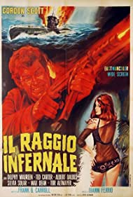 Il raggio infernale (1967) Poster - Movie Forum, Cast, Reviews