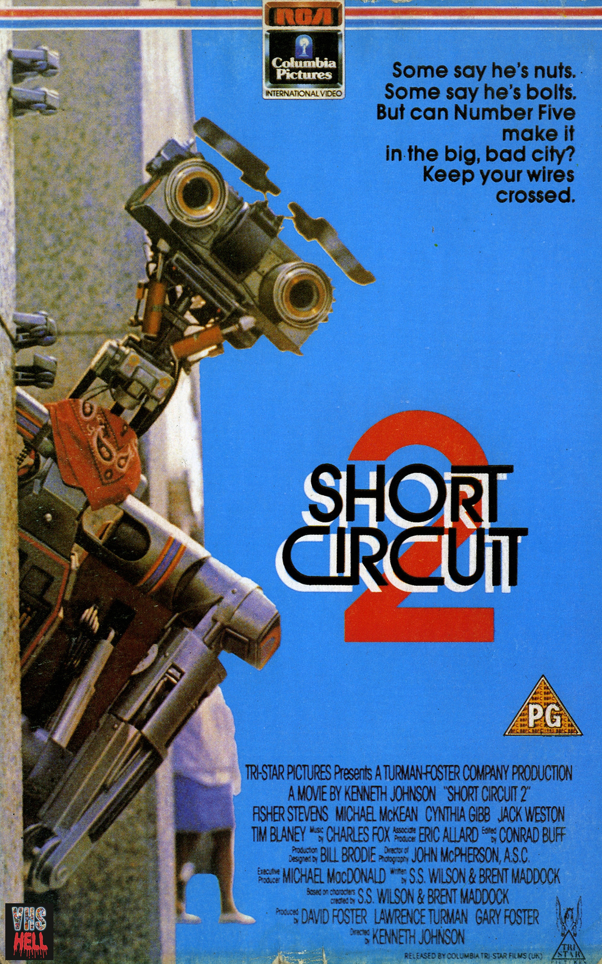 Short Circuit 2 1988 Photo Gallery Imdb Movie Posters From Poster Shop