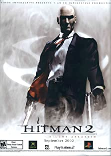 Hitman 2: Silent Assassin (2002 Video Game)