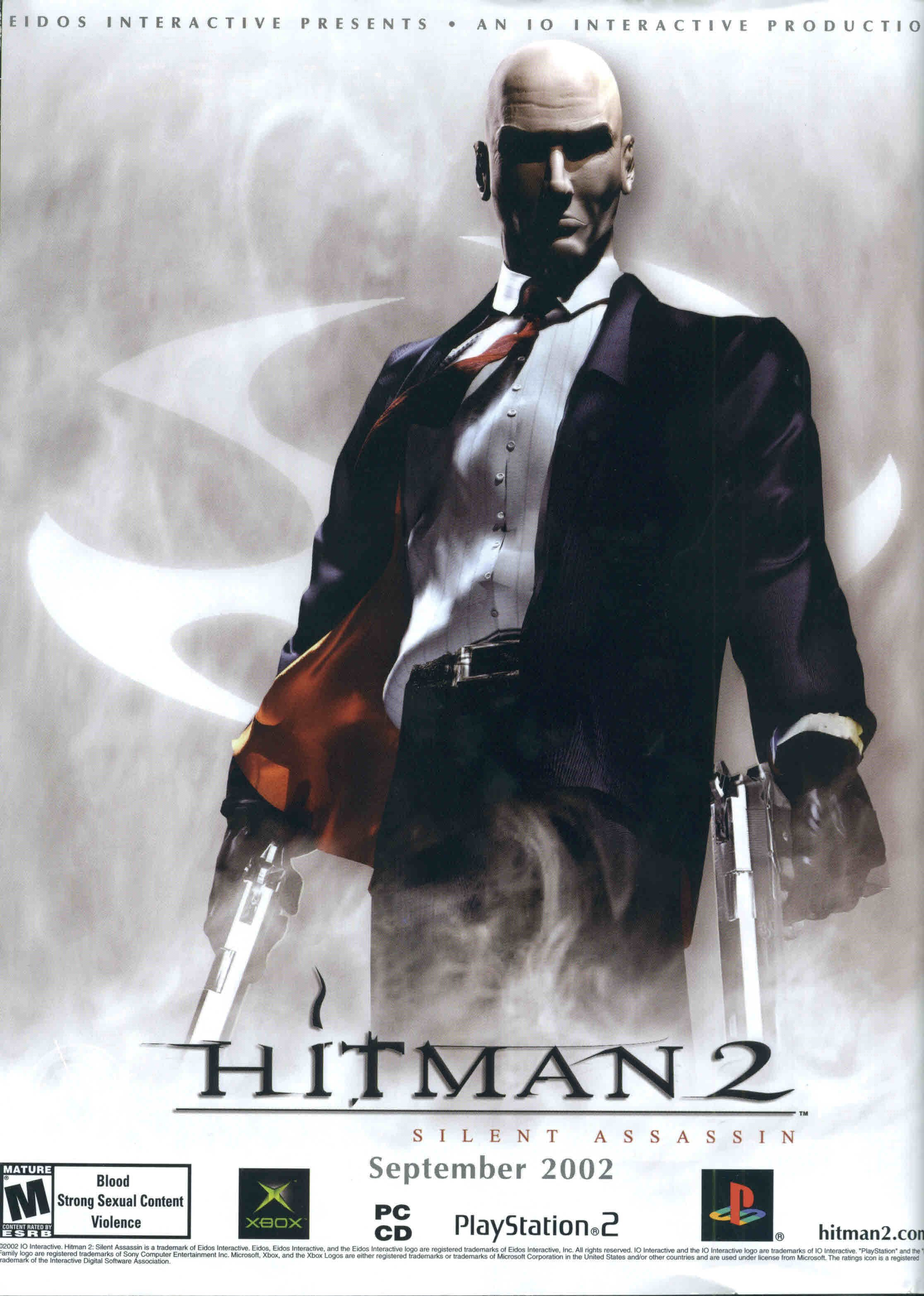 Hitman 2 Silent Assassin Video Game 2002 Imdb