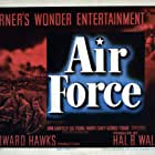 John Garfield and Gig Young in Air Force (1943)