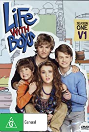 Life with Boys Poster
