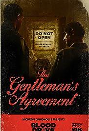 The Gentleman's Agreement Poster