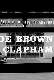 Joe Brown at Clapham Poster