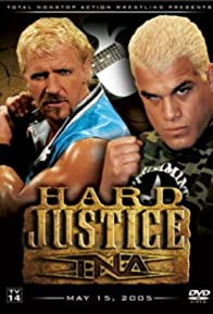 Primary photo for TNA Wrestling: Hard Justice