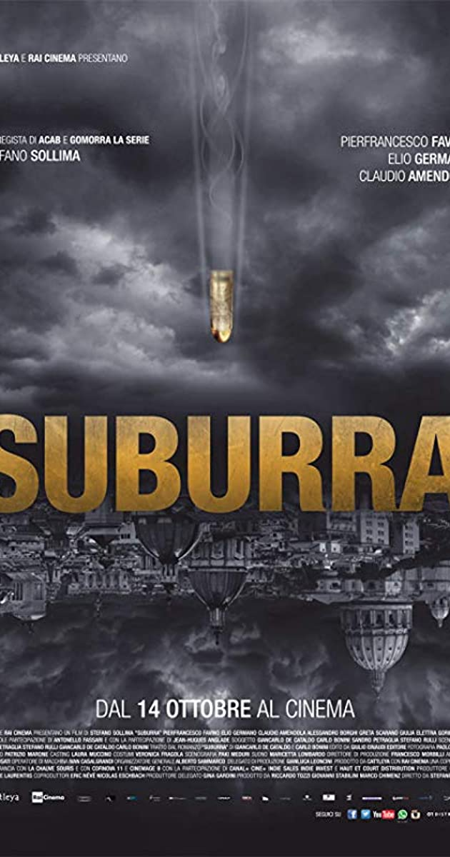 Play or Watch Movies for free Suburra (2015)