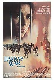 Hanna's War (1988) film en francais gratuit