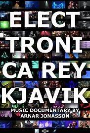 Electronica Reykjavik Poster