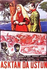 Asktan da üstün Poster