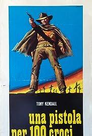 Gunman of One Hundred Crosses Poster