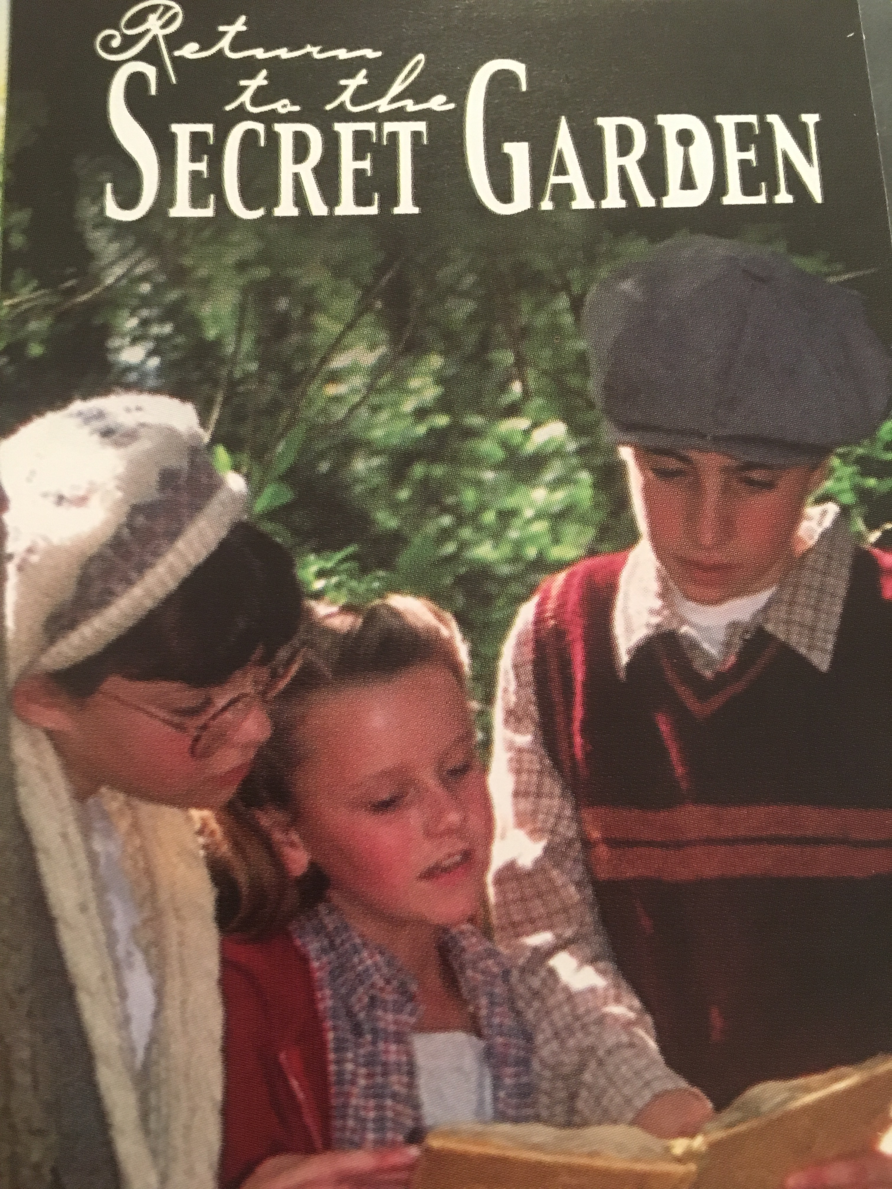 Return To The Secret Garden (2000)   IMDb