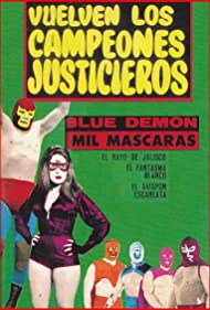Vuelven los campeones justicieros (1972)