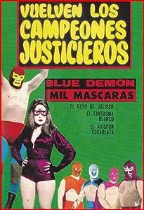 Movies hd 720p free download Vuelven los campeones justicieros Mexico [4K