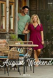 Ein Wochenende im August Poster