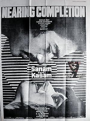 Sanam Teri Kasam (1982) Poster