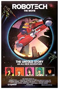 Movie video free download Robotech: The Movie Japan [640x960]