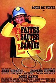 Let's Rob the Bank (1964) Poster - Movie Forum, Cast, Reviews