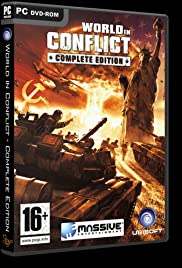 World in Conflict: Soviet Assault Poster