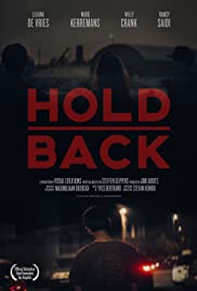 Hold Back Poster