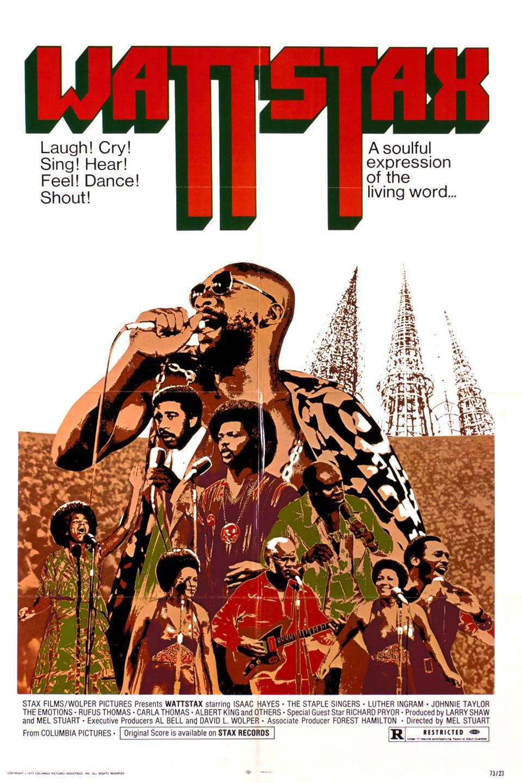 Wattstax (1973) - IMDb