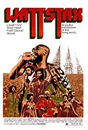 Wattstax (1973) Poster - Movie Forum, Cast, Reviews