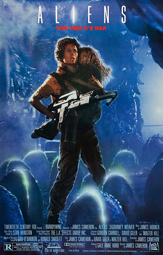 Aliens, o Resgate (1986) DVD-R Oficial Torrent Download
