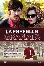 La farfalla granata Poster