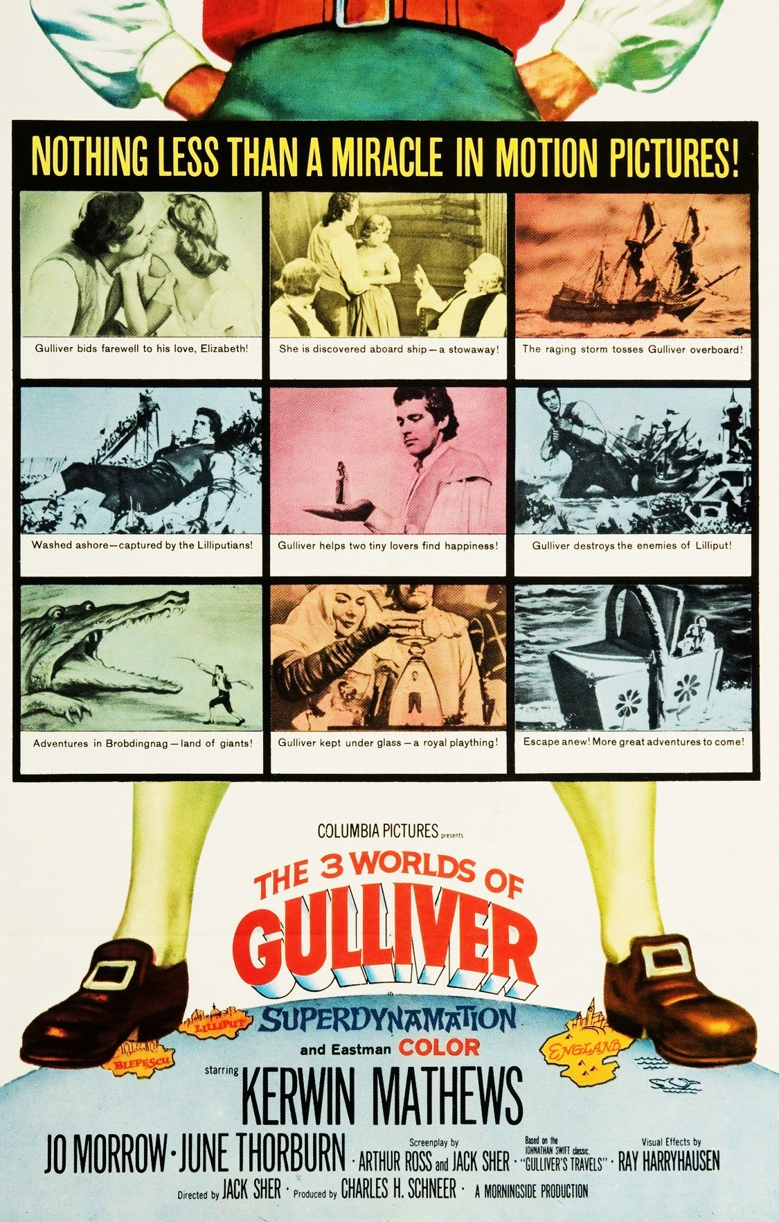 The 3 Worlds of Gulliver (1960...