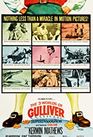 The 3 Worlds of Gulliver (1960) Poster - Movie Forum, Cast, Reviews