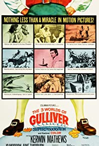 Primary photo for The 3 Worlds of Gulliver