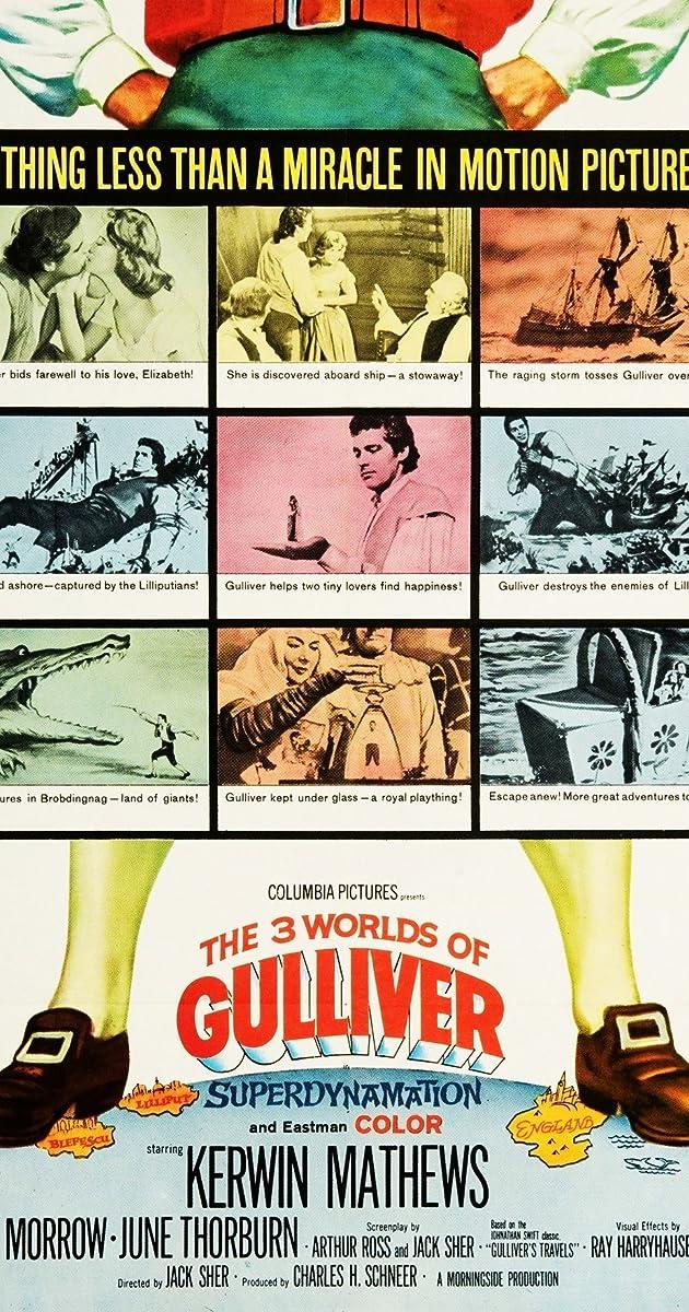 The 3 Worlds of Gulliver (1960) Subtitles