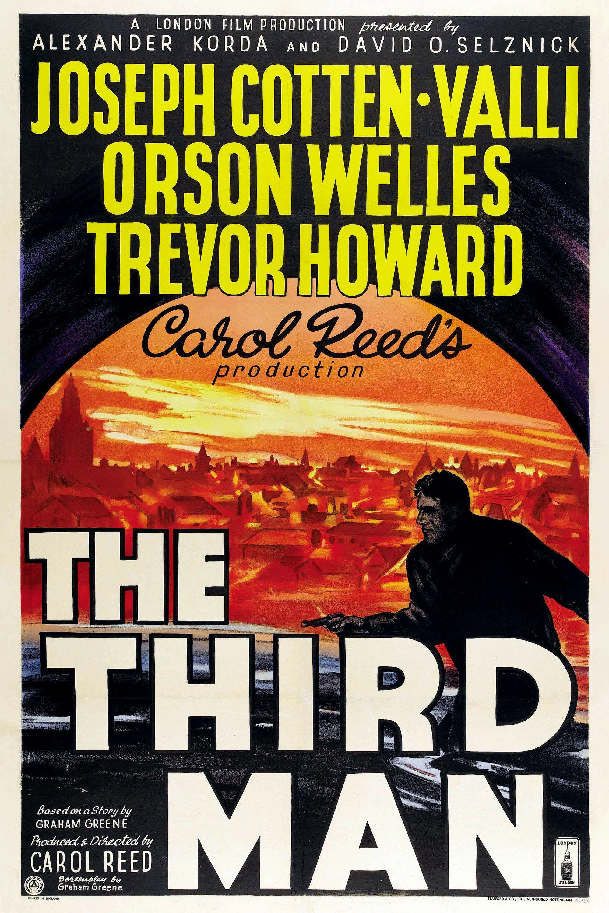 The Third Man (1949) BluRay 720p & 1080p
