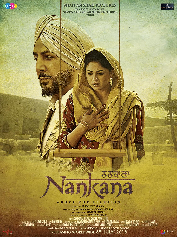 Nankana (2018) Punjabi Full Movie 480p HDTVRip x264 370MB Download