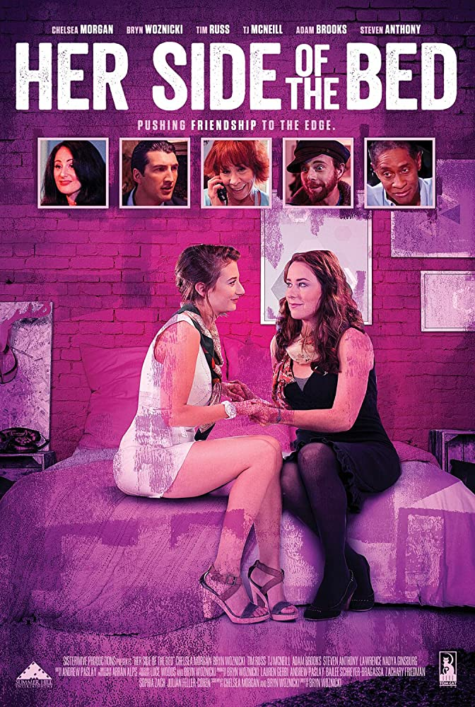 Her Side of the Bed (2018) English 720p