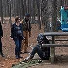 John Cusack, Samuel L. Jackson, Jeff Hallman, and Erin Elizabeth Burns in Cell (2016)