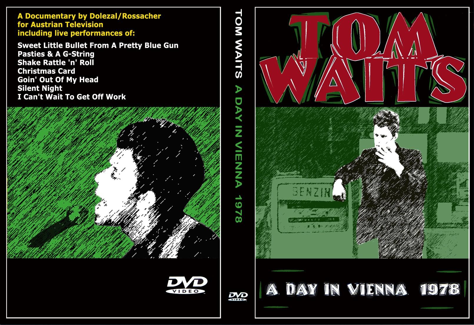Tom Waits: A Day in Vienna (TV Movie 1978) - IMDb